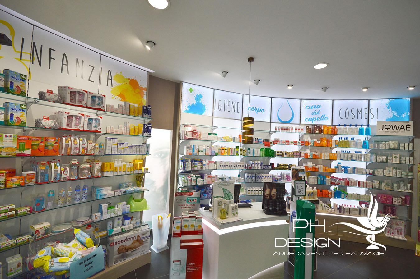 Farmacia Pomezia - PH Design SRL